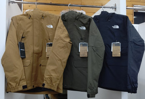 ノースフェース、人気のジャケットが入荷!