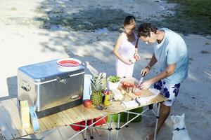 夏キャンプ おすすめクーラーBOX 2選