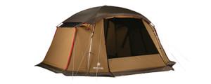 秋冬キャンプを快適に過ごすなら メッシュシェルターの選択!