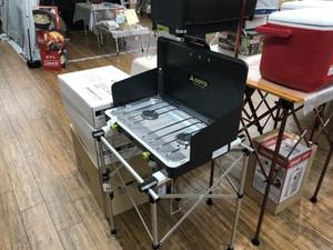 SOTO 2バーナーST-527 ニューモデル登場!