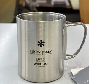 大人気のスノーピークマグカップご用意してます★