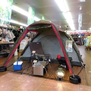 テント+タープご購入で5%OFF♪♪ 夏キャン応援フェア開催中!