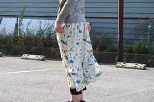 【新入荷】MEIFW CAMP LONG SKIRT 素敵に夏の外遊び。ロング巻きスカート。2020/5/23