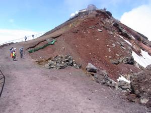 夏の富士山へレッツゴー