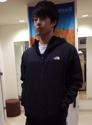 THE NORTH FACEの新作ジャケット入荷!