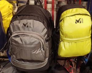 MILLETの2019年モデルが入荷