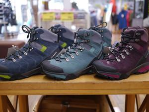 いま、この登山靴が熱い!