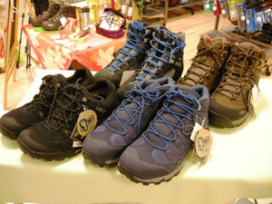 登山靴の人気ブランド「シリオ」をご存知ですか?
