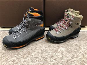 登山靴もオシャレに履きたい!