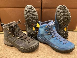 マムート新作のかっこいい登山靴入荷してます!!