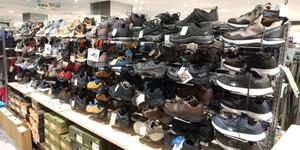 父の日に、足に合った靴を選んであげませんか。