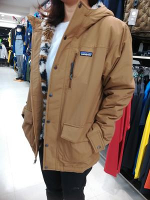 売り切れ御免!パタゴニアのボーイズインファーノジャケットが今ならあります!