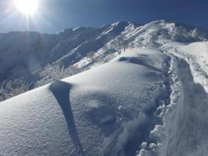 雪山の準備はお早めに!