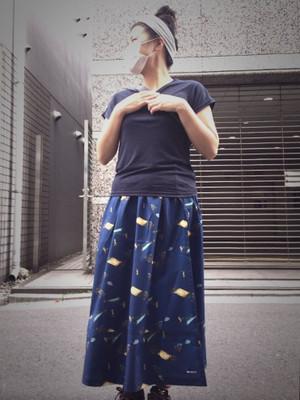【MEI × FOREST WARDROBE】多目的に使用できるロングスカートがダブルネームで登場!