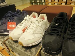 ノースの靴が30%OFF