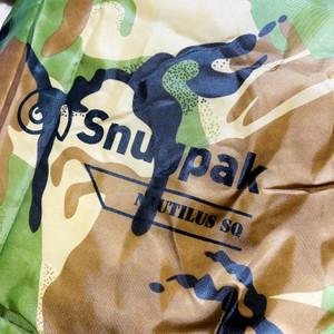 寝袋の選び方とスナグパックのご紹介